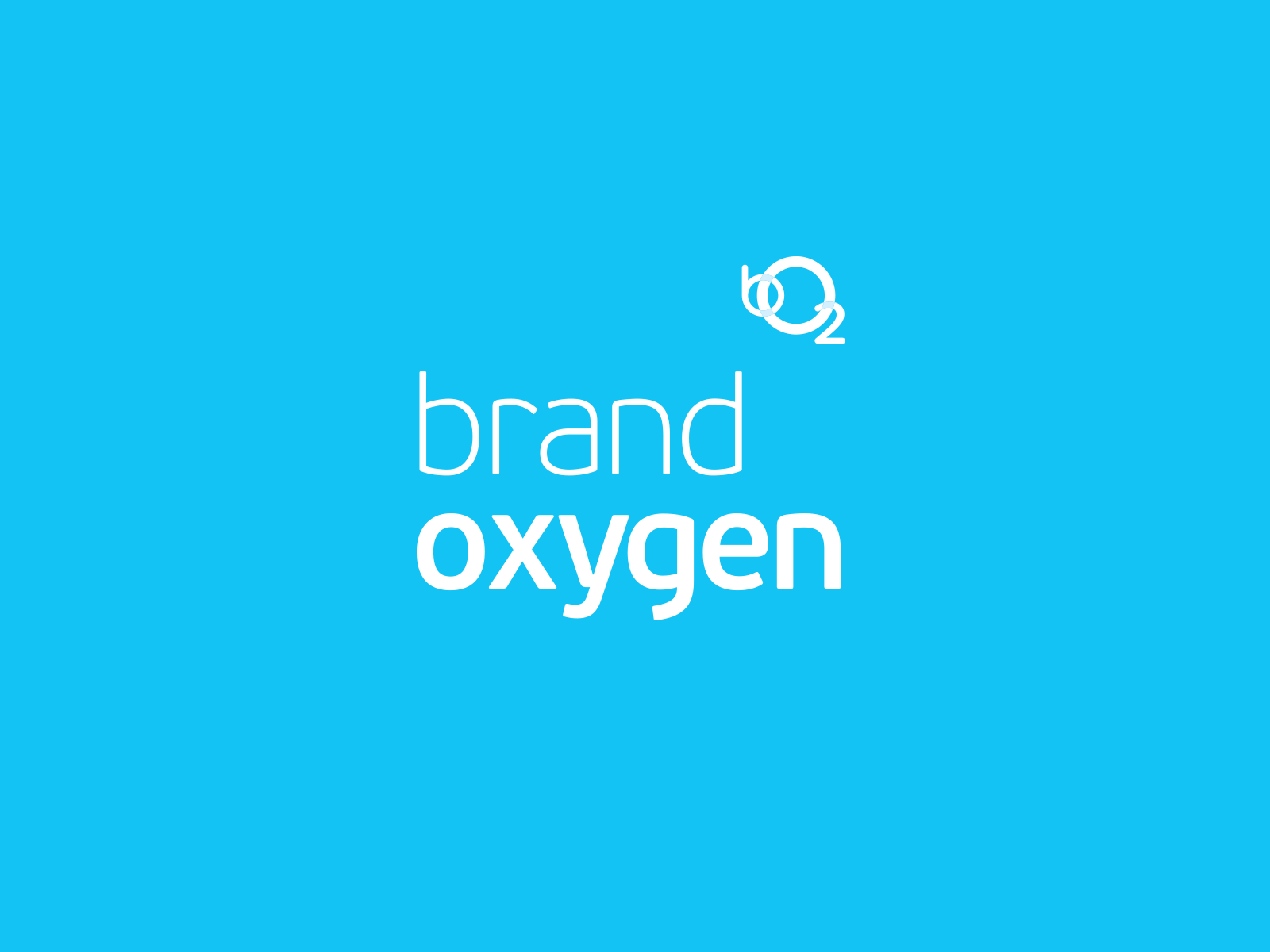 Brand Oxygen Breathe life into your business